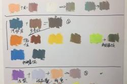 色彩高分課件秘籍!